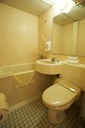 トイレ:温水式洗浄便座