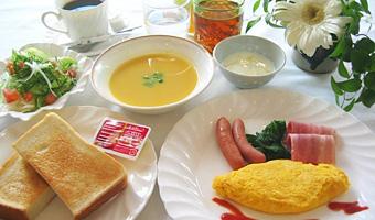洋食・レストラン蘭(ホテル シーサーイン那覇内)