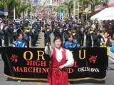 小禄高校マーチングパレード